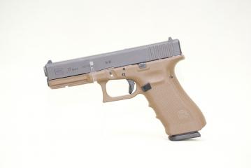 GLOCK 17 IV FDE 9mm