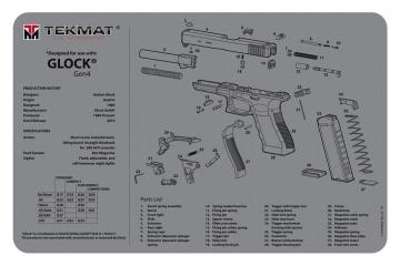 TEKMAT GLOCK G.4