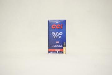 22LR CCI STD PLUS TARGET