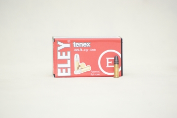 22LR ELEY TENEX