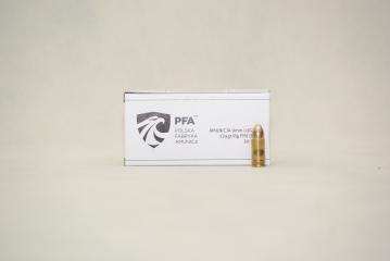 9x19 PFA FMJ 8g