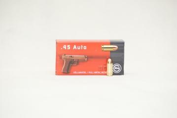 45ACP GECO FMJ