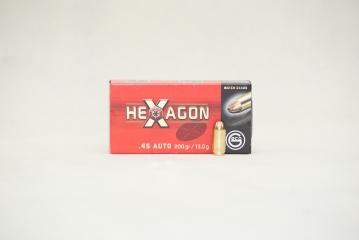 45ACP GECO HEXAGON
