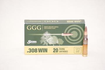 308WIN GGG HPBT 175GR