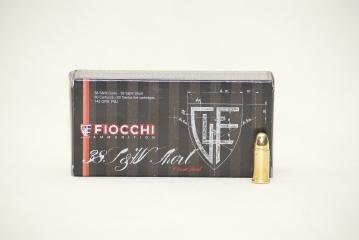 38S&W FIOCCHI FMJ