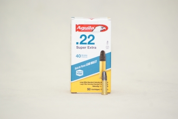 22LR AGUILA SUPER EXTRA STD