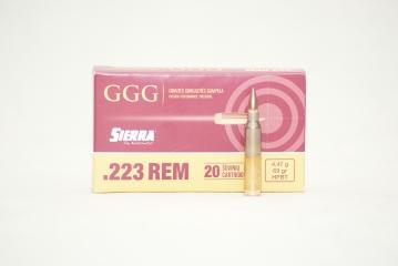 223REM GGG FMJ 69GR