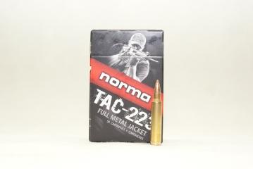 223REM NORMA VM-TAC