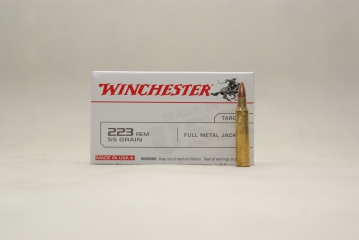 223REM WINCHESTER FMJ